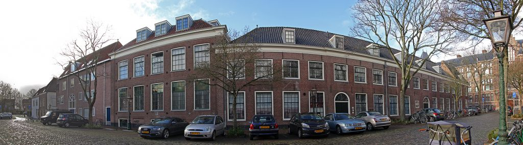 facade St Jacobsgracht