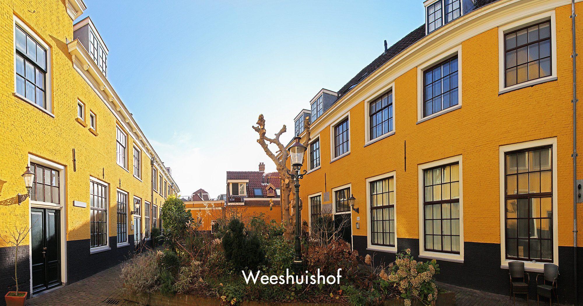 Weeshuishof
